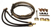 HYDRAULIC BRAKE LINE TUBING KIT